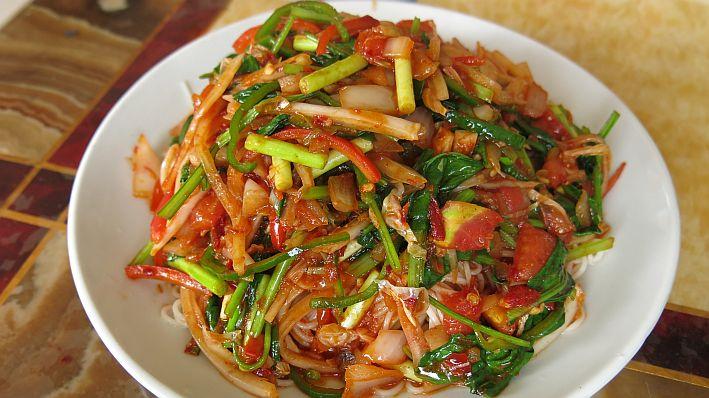 Nepal Tibet Food London
