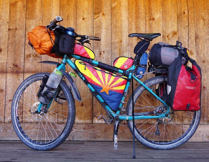 Ausrüstung Fahrradweltreise