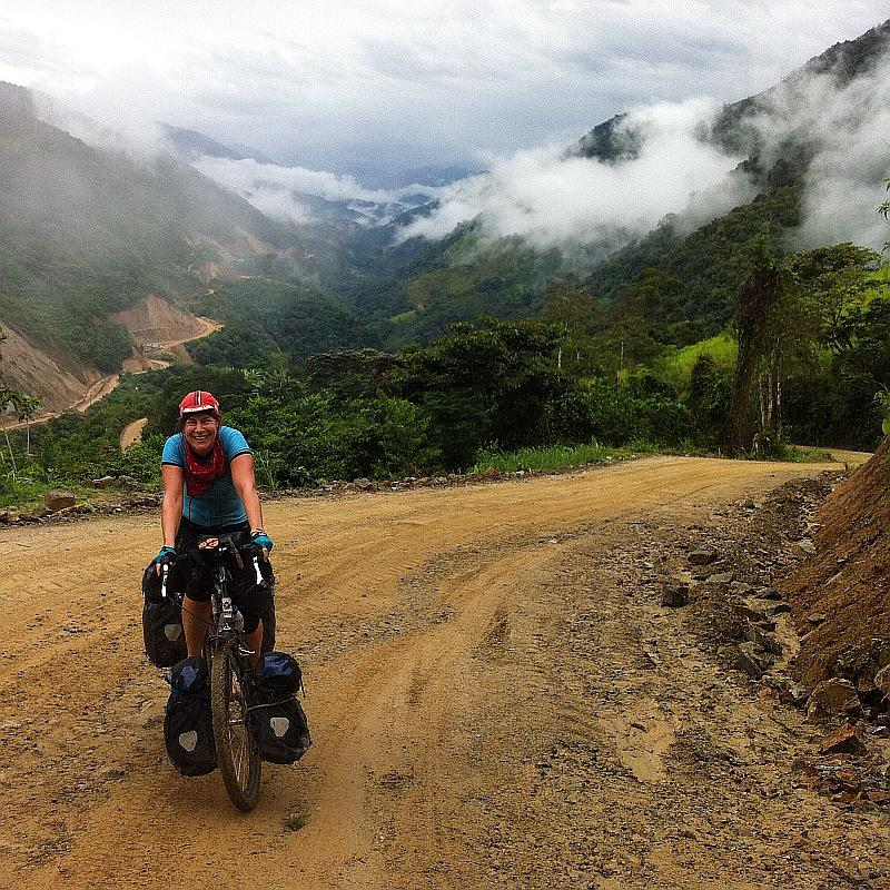 Leah Manning – cycling California to Patagonia